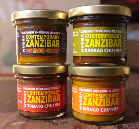 dada zanzibar chutneys