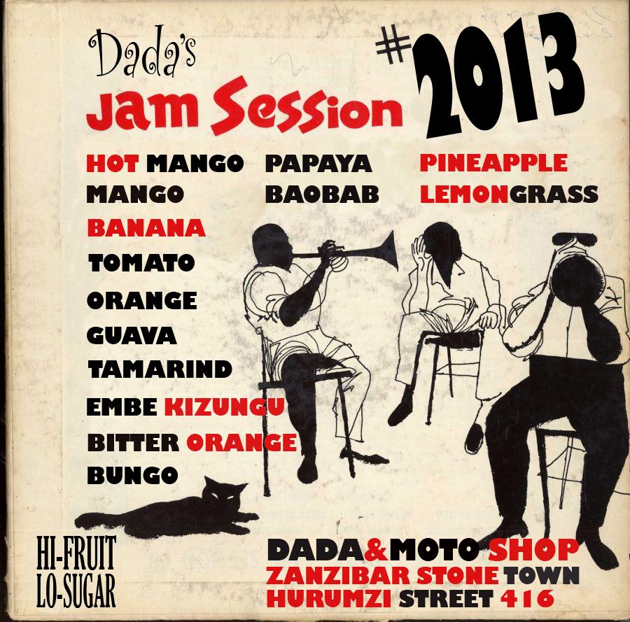 Dada Jam Session2013
