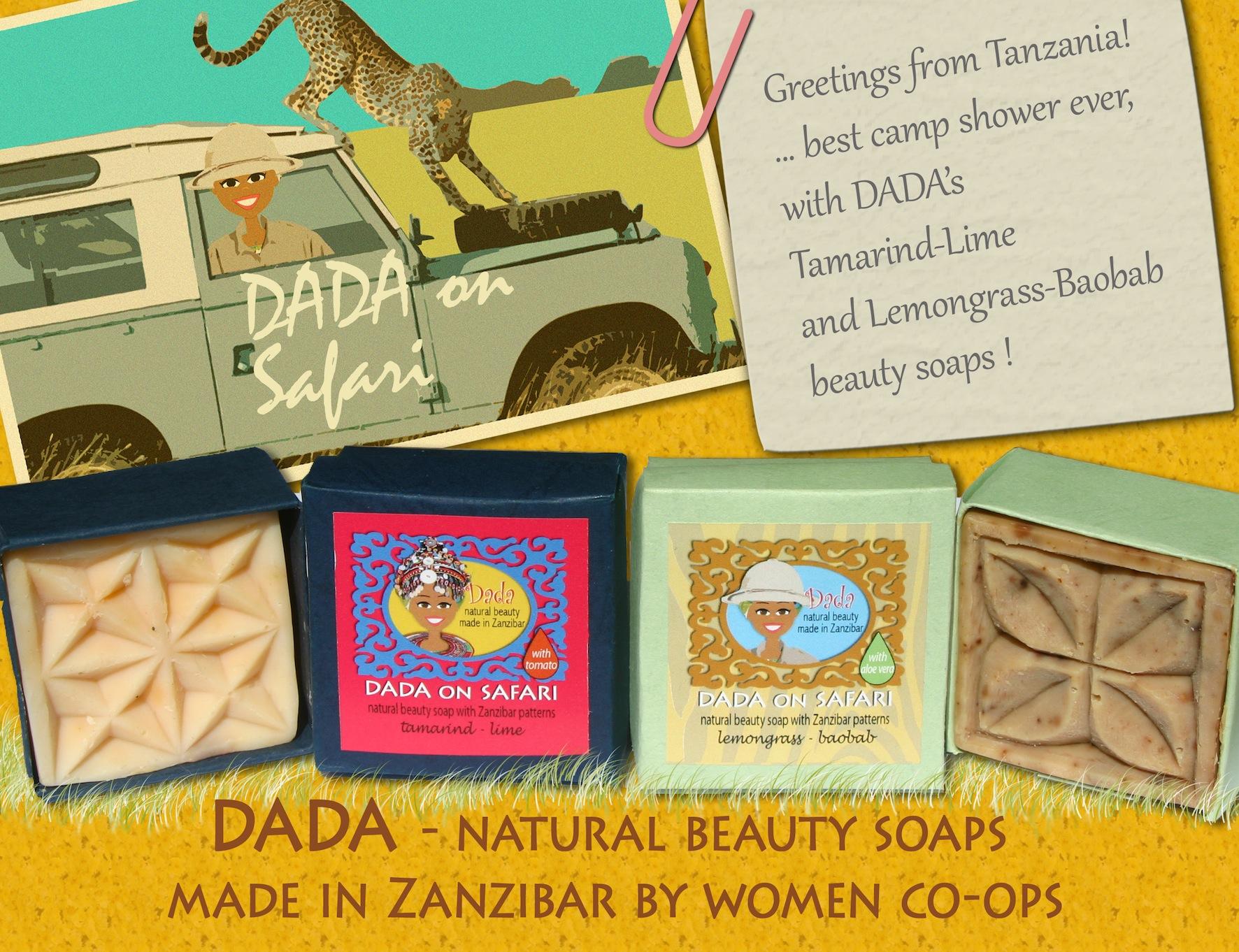 dada on safari