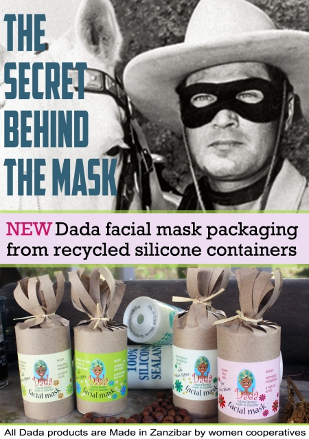 facial mask silicone package