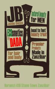 DADA Zanzibar JB